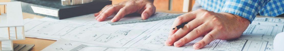 Bygglovsritningar, Planritningar