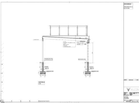 Villcon Referensprojekt - Nybyggnad - Konstruktionsritningar - Nybyggnad av bostadshus 4